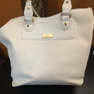 BCBG Shoulder Tote and coin purse